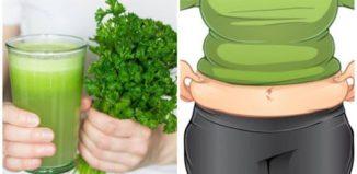 Bebida elimina grasa del abdomen