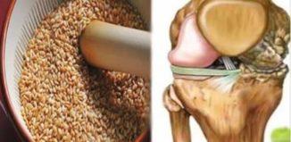 Brebaje para el dolor de rodillas