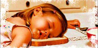 Porque los niños NO deben dormir tarde