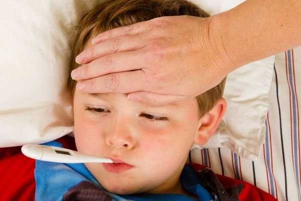 Trucos para bajar la fiebre