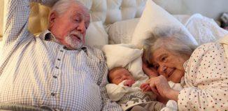 Cuidar de los nietos