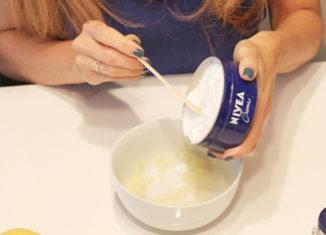 Usos alternativos de la crema nivea