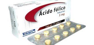 Beneficios del ácido fólico