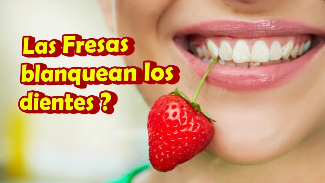 Blanqueador de dientes con fresas