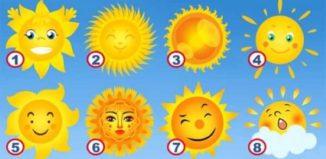 El sol que define tu personalidad