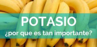 Razones para consumir alimentos ricos en potasio