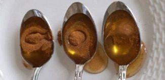 Remedios de miel y canela