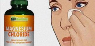 Lo que le pasa a las mujeres que usan cloruro de magnesio