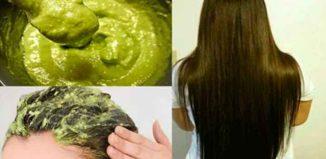 Mascarilla casera para detener la caída del cabello