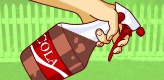 Usos que le puedes dar a la Coca Cola antes de bebertela
