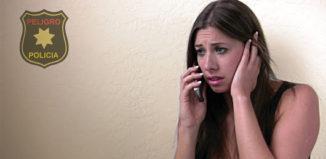 Advertencia sobre estafas por telefono