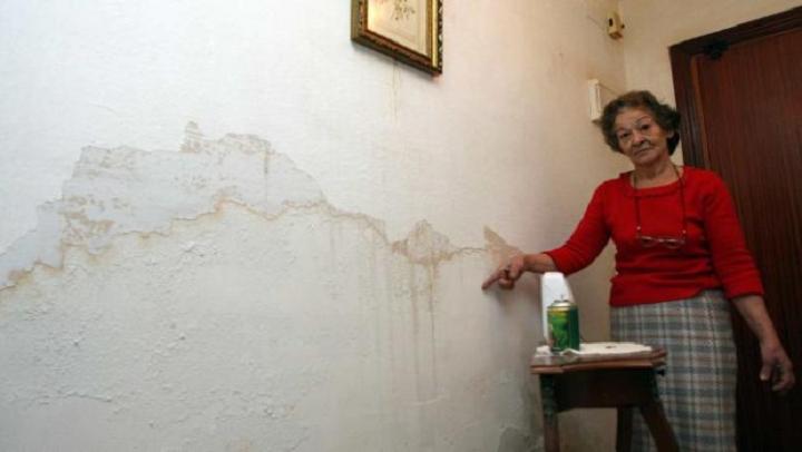 Aprende a eliminar cualquier humedad de tu casa de forma muy f cil con s lo hacer el truco y - Humedad en casa ...