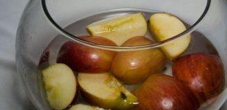 Cómo preparar vinagre de manzana casero