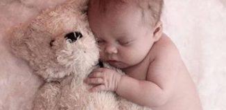 Carta de un bebé que despierta a su madre en las noches