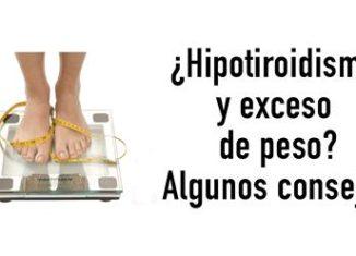 Consejos para los que sufren de hipotiroidismo