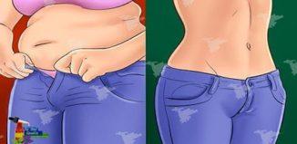 Receta única para reducir el vientre y bajar el colesterol