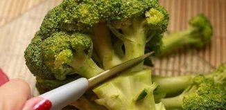 La forma correcta de consumir Brocoli