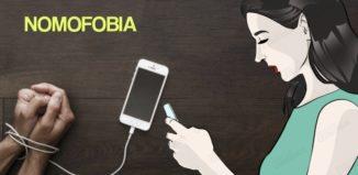 Que es la nomofobia