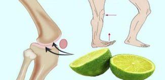 Receta de limon para evitar dolor en las articulaciones