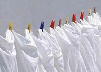 Trucos para lavar ropa blanca sin cloro