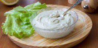 Como preparar una mayonesa vegana