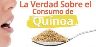 Lo que la quinoa le hace a la grasa del cuerpo