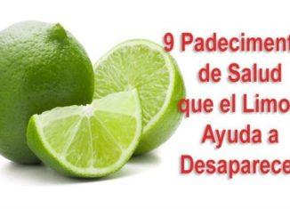 9 padecimientos de salud curados con limon