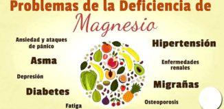 Batidos para aumentar el magnesio en tu cuerpo