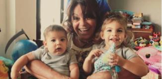 Cuidar nietos para vivir mas