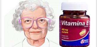 Eliminar arrugas con vitamina E
