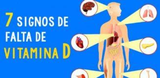 Enfermedades producidas por falta de vitamina D